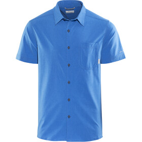 Columbia Triple Canyon t-shirt Heren, super blue heather